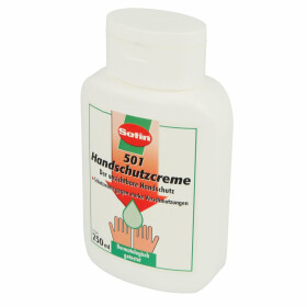 Sotin 501 hand protection cream 250 ml squeeze bottle