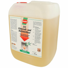 Sotin 25Shining soot a. wood tar remover 5 l canister