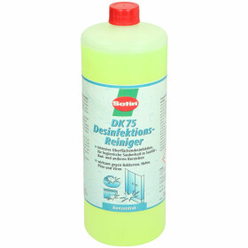 Sotin DK 75 disinfectant cleaner concentrate