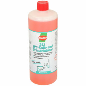 Sotin SG 82, WC limescale and urine scale cleaner, concentrate, 1 l bottle
