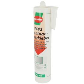 Sotin W 42 installation power adhesive 290 ml cartridge