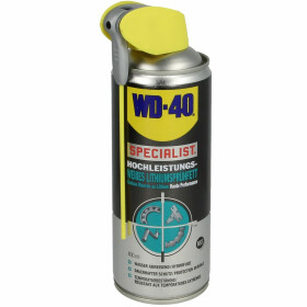 WD-40 Specialist high-performance white lithium lubricant...