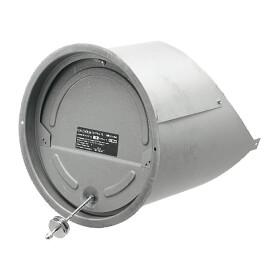 Draft limiter Z 9 f. flue gas pipe 200, 220, 250 mm