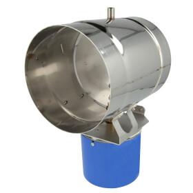 Flue gas damper MOK250, Diermayer