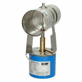 Flue gas damper MOK80AD, Diermayer