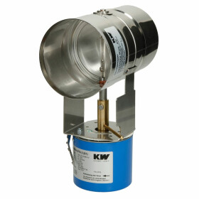 Flue gas damper MOK110AD, Diermayer