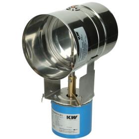 Flue gas damper MOK150AD, Diermayer