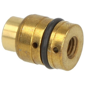 Danfoss LE shut-off valve for preheater