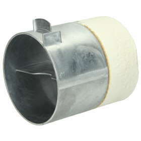 Wolf Combustion chamber with insulation 2600092