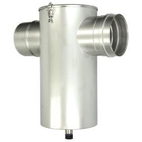 Flue gas silencer AGT 180