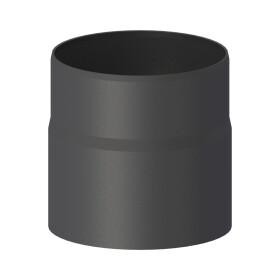 Ofenrohr Ø 180 x 150 mm schwarz