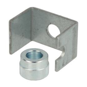 Riello Bracket for solenoid valve coil R40 Gulliver 3006553