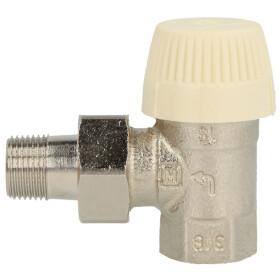 """Thermostat valve body MNG VS 3/8"""" angle"""