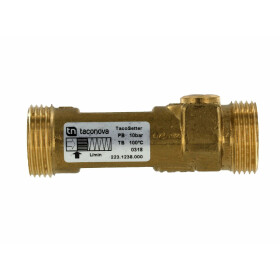 Taconova Regulating and shut-off valve ET TacoSetter...