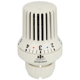 Oventrop thermostat head Uni XD white, 101 13 75