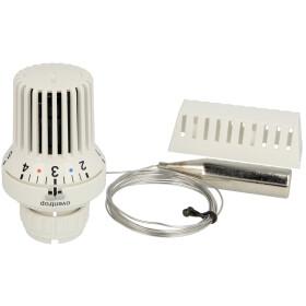 Oventrop thermostat head Uni XD remote sensor, white, 101...