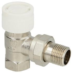 "Oventrop valve body AV 9, angle ½"" with..."