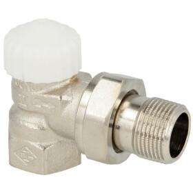 """Heimeier Thermostat-Ventilunterteil 3/8"""" V-exakt II..."""