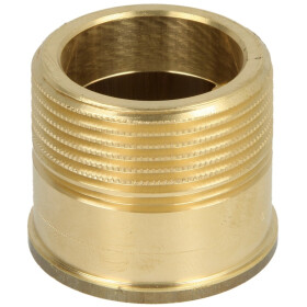 Heimeier connection nipple for flat-sealing 3-way valves...