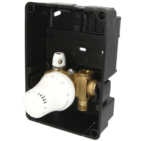 Simplex regulation box RTL-A with outer thermostatic...