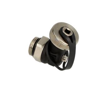 "FE valve 1/2"", self-sealing, nickel- plated, filling..."