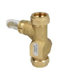 Watts Balancing valve WattFlow BP 0.5-7 l/min 10010142