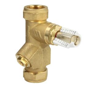 Watts Balancing valve WattFlow BP 2-16 l/min 10010143