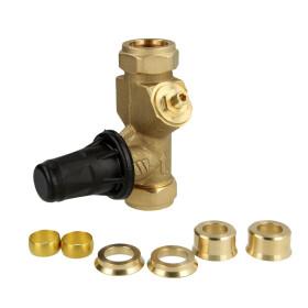 Watts Balancing valve WattFlow BP 4-36 l/min 10010145