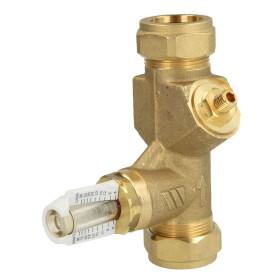 Watts Balancing valve WattFlow BP 4-36 l/min 10010150