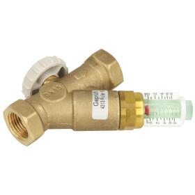 Watts Balancing valve WattFlow OL DN 15 10010101