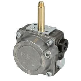 Chauffage Français Oil pump with screw connection...