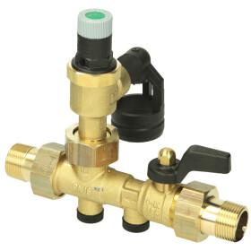"Safety group SG150-3/4""AB diaphragm safety valve 8 bar"