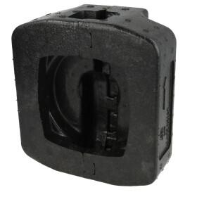 EPP insulation for circulation pump 130 mm black