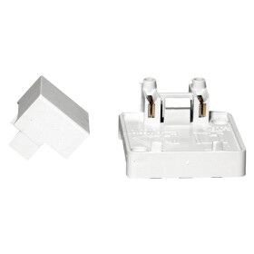 Theben front panel set BZ 142-3 terminal cover for BZ...