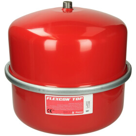 Expansion vessel Flexcon-Top 12 l for heating systems