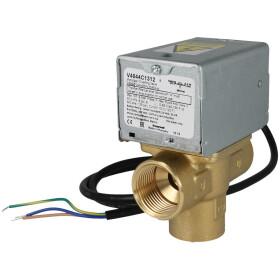 """Three-way zone valve V4044C1312, 1"""" IT 230 V/50 Hz,..."""