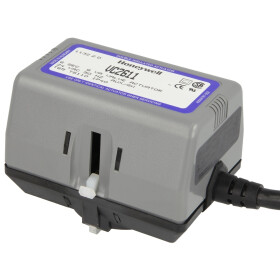 Honeywell VC 2611ZZ00 actuator 24V/50Hz cable connection,...