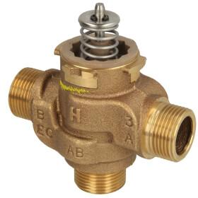 "Honeywell housing manifold valve 3/4"" VCZMG6100"
