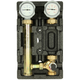 "Pump group Edition 8, 1"", w/o pump, 66731 EA"
