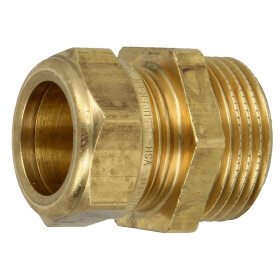 """clamping ring screw union 1"""" x 22 mm for Meibes pump..."""