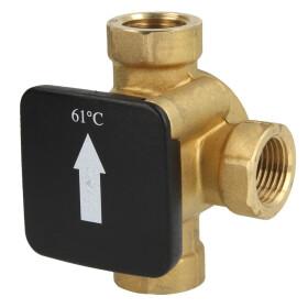 "Thermal load valve ½"" IT, 61 °C"