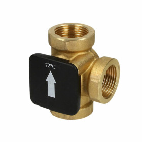 """Thermal load valve ½"""" IT opening temperature..."""