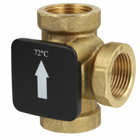 "Thermal load valve ¾"" IT 72° C"