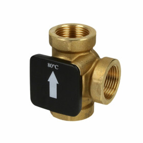 """Thermal load valve 1¼"""" IT 80° C opening..."""