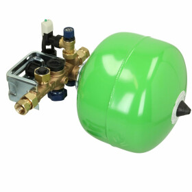SYR safety centre 4807 with 12 l diaphragm expansion vessel