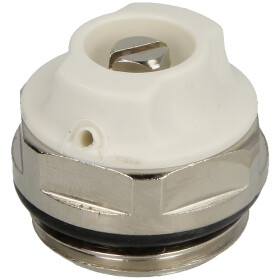 """Radiator vent valve 1/2"""" with rotating nose..."""