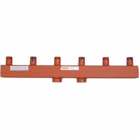 Magra heating manifold 3 heating groups