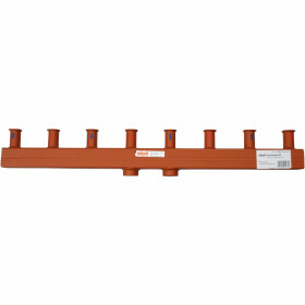 Magra heating manifold 4 heating groups with oval flange...