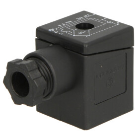 Buschjost socket max. 250V AC, max.1.5A with rectifier