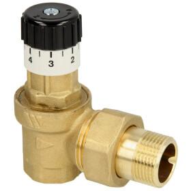 Watts Differential pressure overflow valve USVR16,...